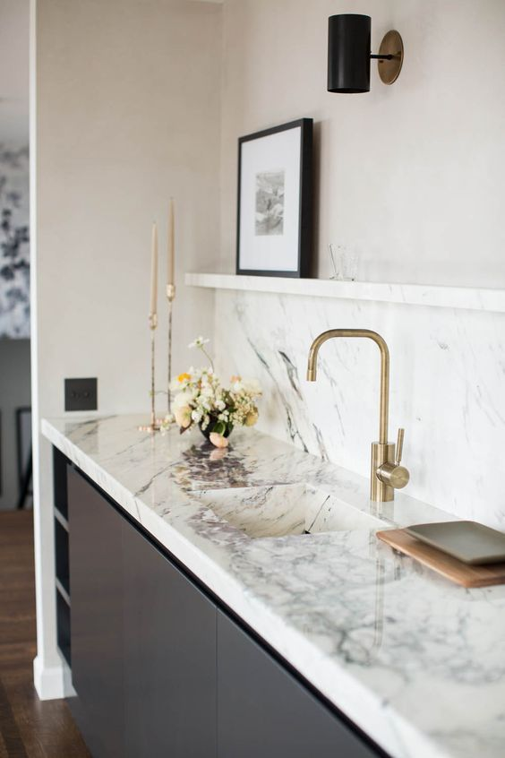 Choose The Right Worktop For Your Kitchen With My Worktop Comparison Guide — MELANIE LISSACK INTERIORS