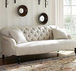 Clara Upholstered Apartment Sofa