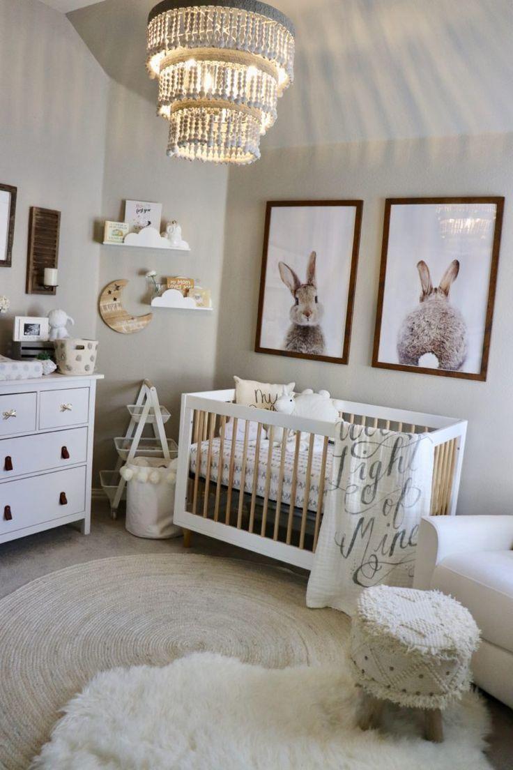 Classic Baby Girl Nursery – Project Nursery