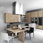 Cloe: Mimialist Knotted Oak Kitchen from Cesar