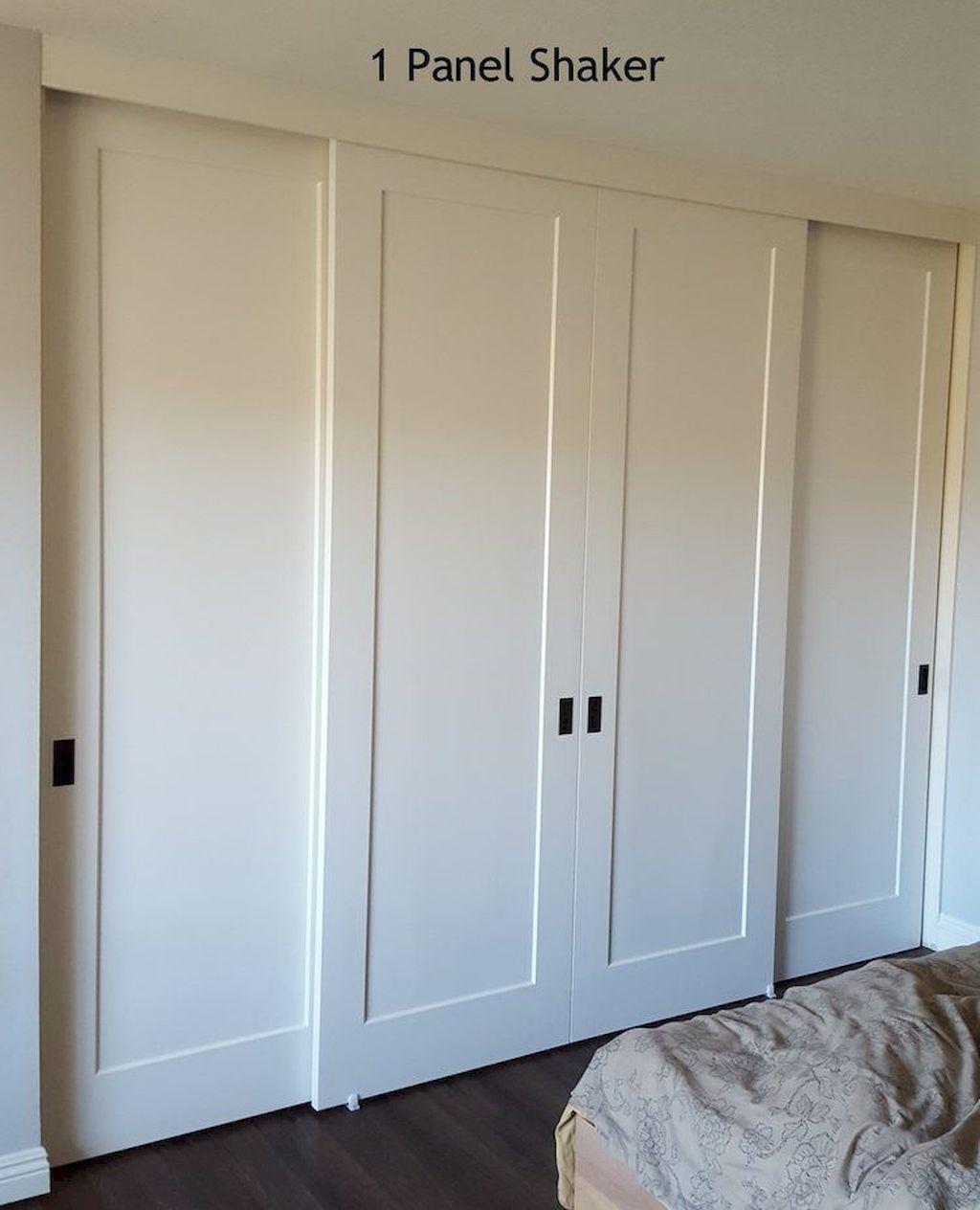 Closet Door Concepts That Add Model To Your Bed room – Homestya