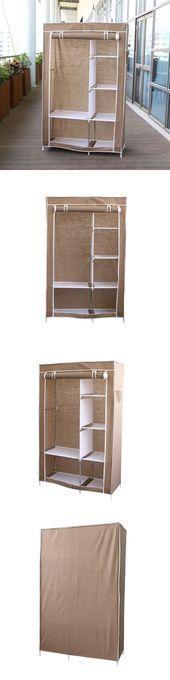 Closet Organizers 43503: 67 cabinet closet bedroom clothes rack Storag Closet Or…