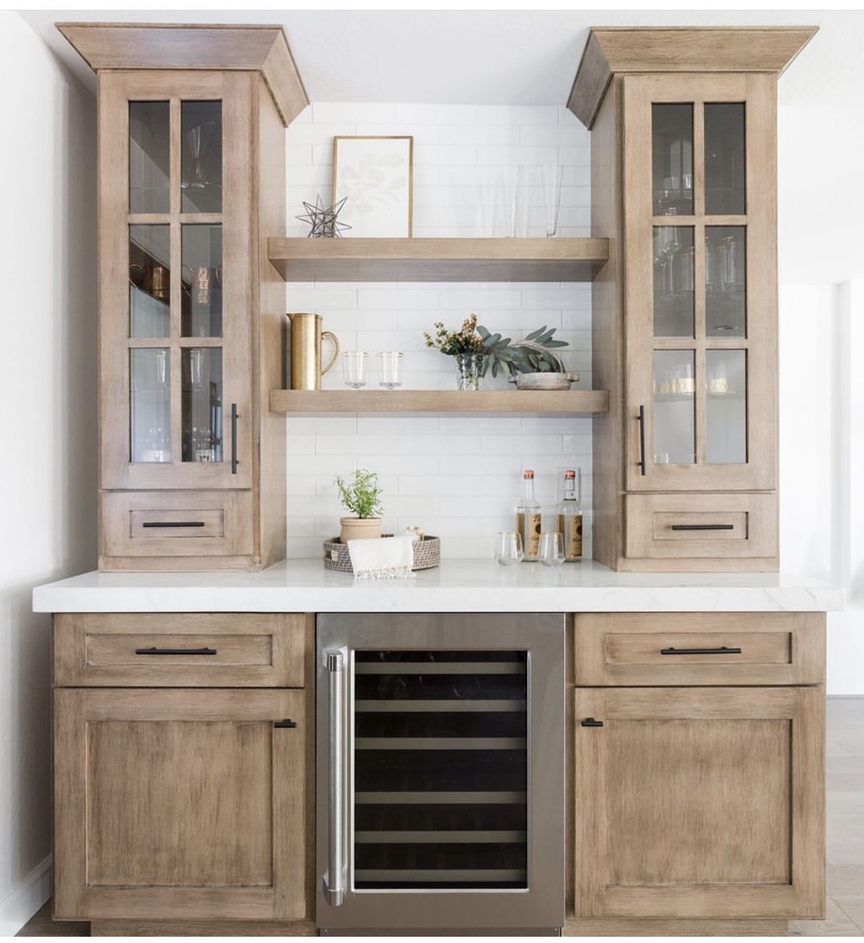 Coffee bar Architecture: Kitchen Cabinets & Interior Design – Jonathan Alonso Si…
