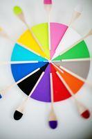 Colorful Kitchen Clock DIY – A Beautiful Mess