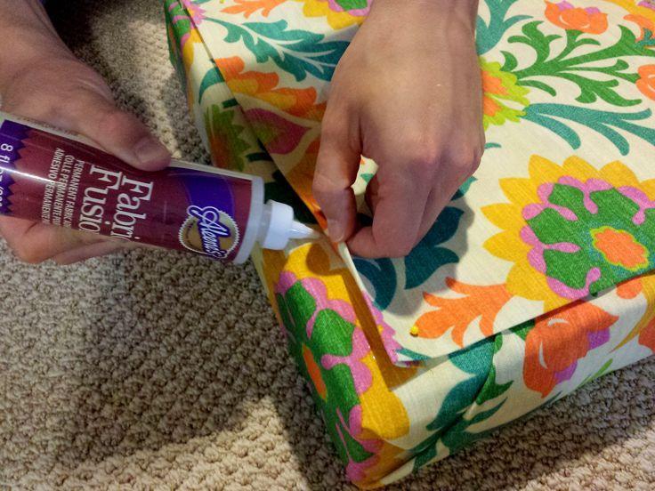 Come Along With Chong: DIY No Sew Patio Seat Cushions – worldefashion.com/decor