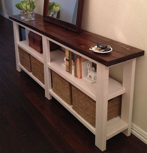 Console Sofa Table With Storage – http://www.otoseriilan.com