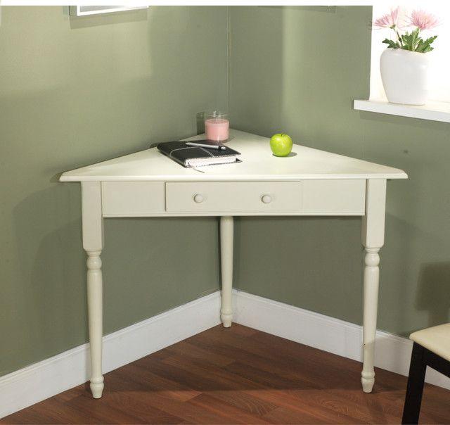 Contemporary White Corner Desks – http://www.otoseriilan.com