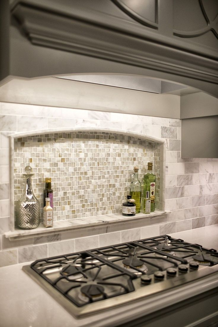 Cool & Cheap DIY Kitchen Backsplash Ideas