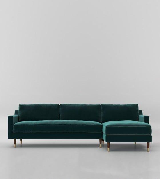 Corner sofas | L Shaped Sofas | Swoon