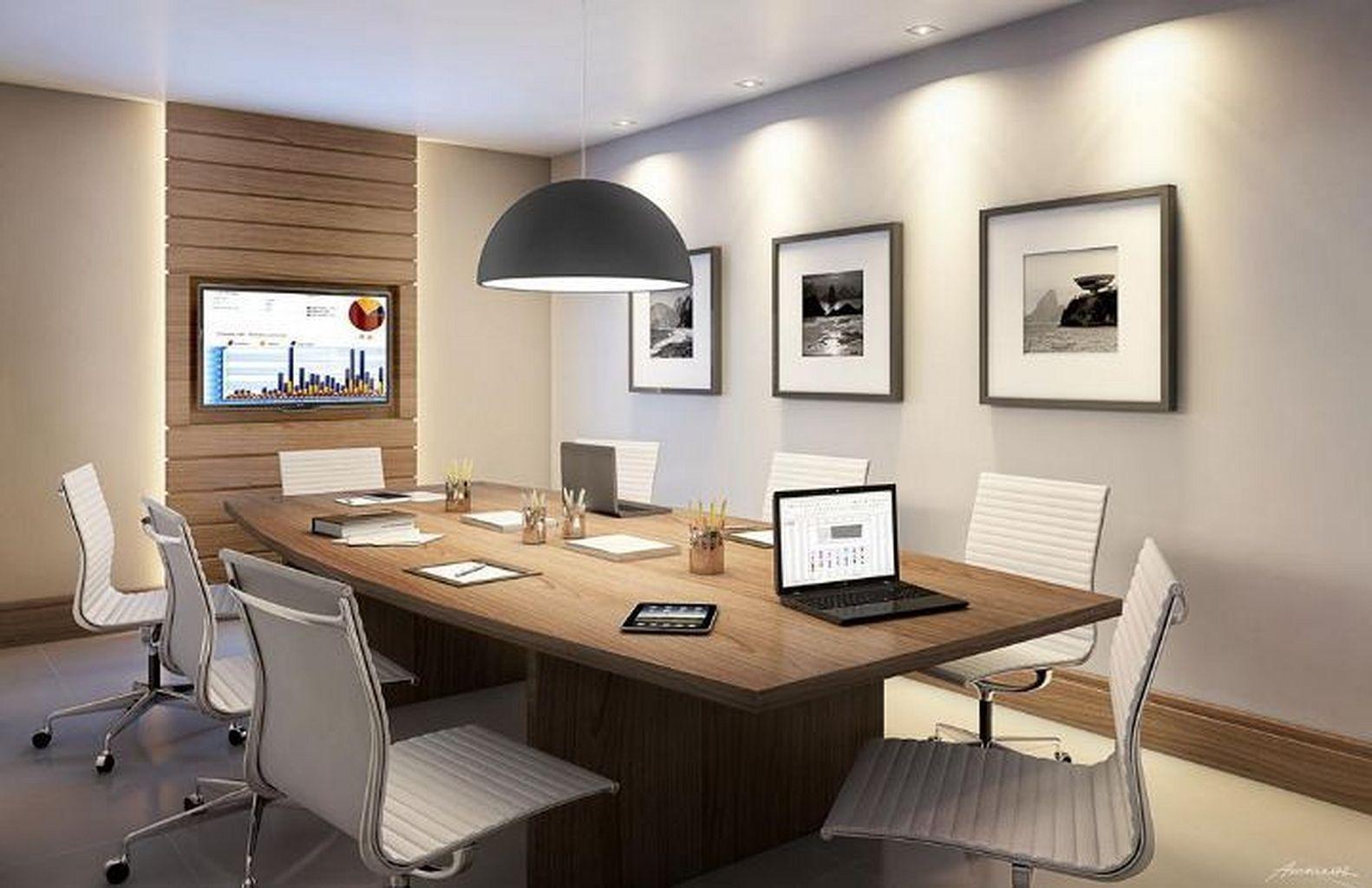 Corporate Office Design Workspace Ideas 11