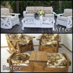 Cowies Craft & Cooking Corner: Old Sofa Couch Set Makeover