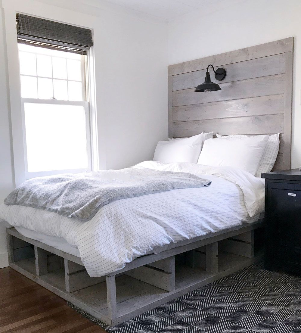 Crate Style Captain Bed Full | Ana White