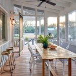 Creative Screened Porch Design ideas - worldefashion.com/decor
