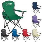 Custom Imprinted Folding Chair