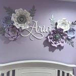Custom Name Sign - Wooden Name - Baby Nursery Decor - Dorm Room Wall Hanging - Custom Name Wall Decor - Painted Wooden Name - Aria Name