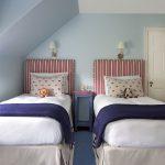 Cute single bed frame for kids   room