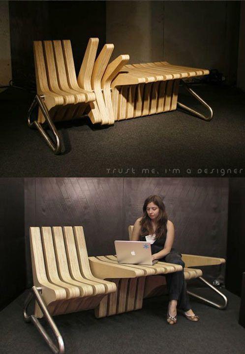 DESIGNER INSPIRATION – eco furniture of the future