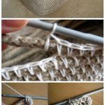 DIY Crochet Storage Basket Free Patterns Instructions