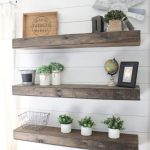 DIY Floating Shelves - How To Make Your Own Floating Shelves