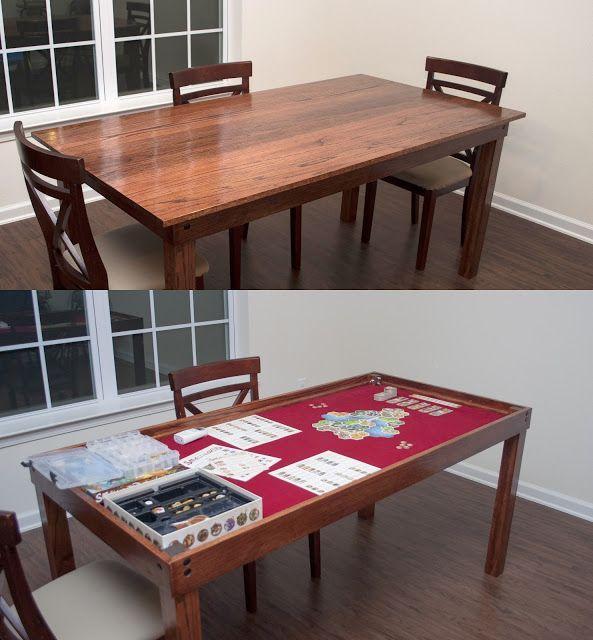 DIY Game Tables – pickndecor.com/furniture
