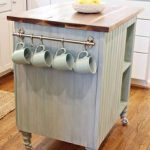 DIY Kitchen Island Cart With Plans
