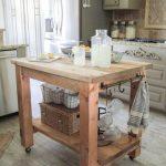 DIY Kitchen Island FREE Plans!