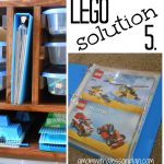 DIY Lego Storage Solution - SCORE!