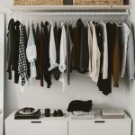 DIY Open Concept Closet