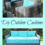 DIY Outdoor Cushions – Add a Splash of Colour - pickndecor.com/design