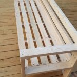 DIY Outdoor Wood Sofas