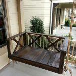 DIY Porch Swing Bed Plans Ideas On a Budget 43 - DecoRecent