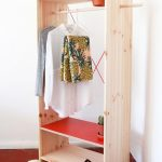 DIY: Portable Closet, Planter Included