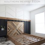 DIY Reclaimed Wood Bed - West Elm Inspired | ORC Week 3 -