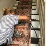 DIY Stair Runner Tutorial — house on a sugar hill