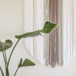 DIY Yarn Wall Hanging - Oversized Boho Tapestry Tutorial