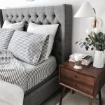 Daily Find | Restoration Hardware Alder Shelter Diamond Tufted Headboard - copycatchic