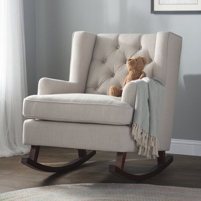 Darby Home Co Abree Rocking Chair | Wayfair