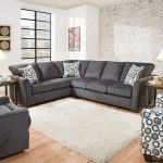 Dawson Denim Living Room Sectional - Big Lots