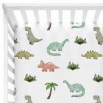 Dawson's Dino Friends Baby Bedding