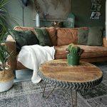 De plus en plus amoureux de l'idée d'un canapé en cuir. Le fauteuil en cuir d'enfance était … - worldefashion.com/decoration