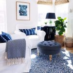 Decorating with Blue and White: Fresh Ideas for Your Home - jane at home