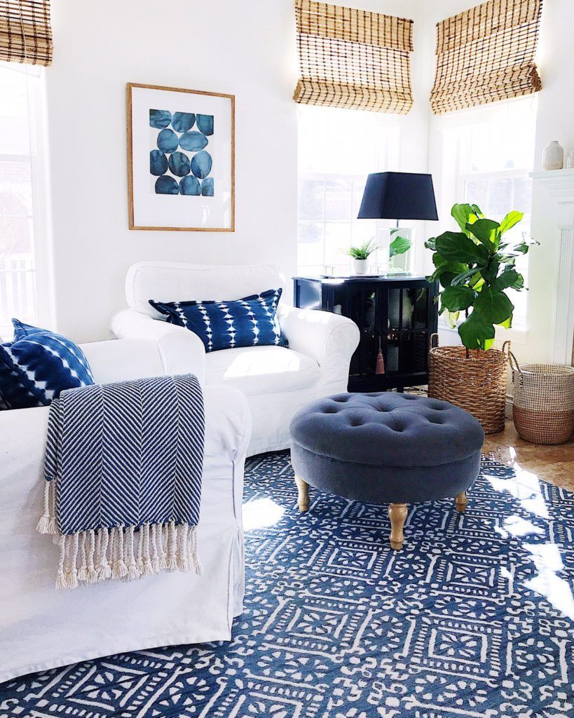 Decorating with Blue and White: Fresh Ideas for Your Home – jane at home