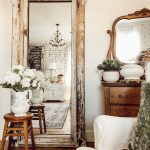 Decorating with Vintage Items in the Master Bedroom - The House on Winchester