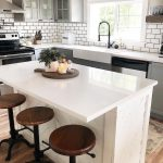 Design Ideas Modern and Traditional Small Kitchen Island - LUCKYTHINK