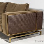 Designer Italian Backstage Sofa - Italian Designer & Luxury Furniture at Cassoni