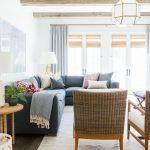 Designer Tricks: A Behind the Scenes Peek at Designing a Living Room | lark & linen