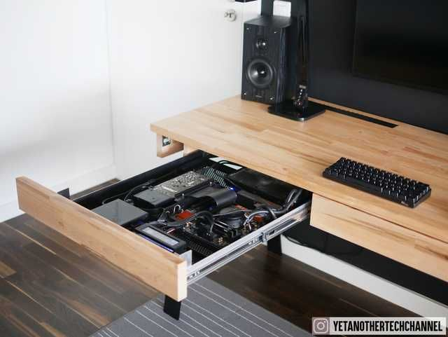 Desk PC for adults