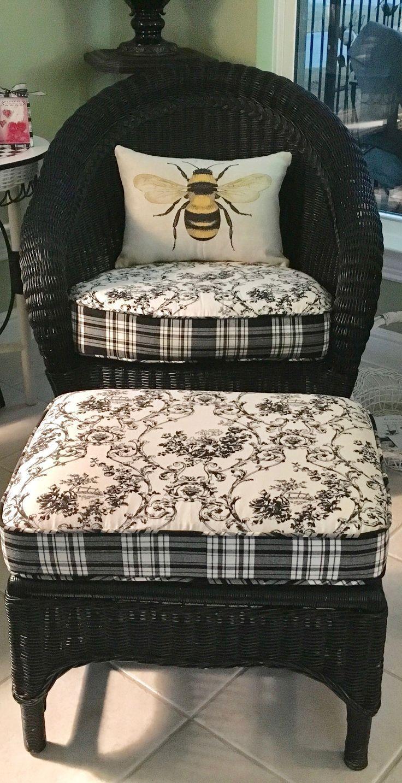 Dessa mönstrade kuddar är fantastiska! Och binkudden är den perfekta touchen! H … – https://pickndecor.com/hem