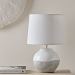 Dip Glaze Table Lamp - Small