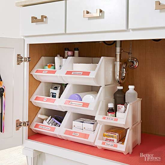 Do This Not That Vanity Storage